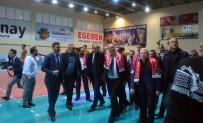 AHMET KARATAŞ - Efeler Ligi Açıklaması Jeopark Kula Belediyespor Açıklaması 0 - Fenerbahçe Açıklaması 3
