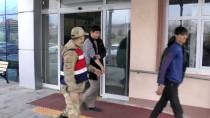 Erzincan'da 42 Kaçak Göçmen Yakalandı