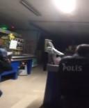 KAR MASKESİ - Eyüp'te Markete Giren Gaspçılara Operasyon Kamerada