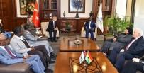 ALTIN MADENİ - Ganalılar İzmir'de 'İş Ortağı' Arıyor