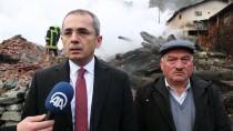 DENIZ PIŞKIN - GÜNCELLEME - Kastamonu'da Yangın