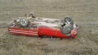 AYVALı - Günyüzü'nde Trafik Kazası