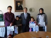 ŞEREF AYDıN - Havran'da Fotoğraf Avcıları Ödüllerini Aldı