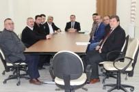 EĞİTİM ÖĞRETİM YILI - Hisarcık'ta 'Okul Güvenliği' Toplantısı