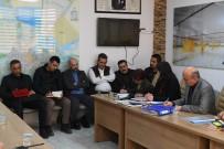 BELEDİYE ENCÜMENİ - Isparta Belediyesi Petrol İstasyonun İhalesi Yapıldı