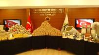 UYUŞTURUCU KURYESİ - İstanbul'da Uyuşturucu Operasyonları Açıklaması Yaklaşık 350 Kilo