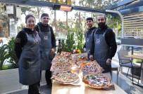 TURŞU SUYU - İzmir'de Ekşi Maya Pizza