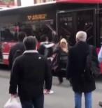 SERVİS ŞOFÖRÜ - İzmir'de Yol Verme Tartışması