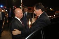 KAMU BAŞDENETÇİSİ - Kamu Başdenetçisi Malkoç, Kocasinan Belediyesini Ziyaret Etti