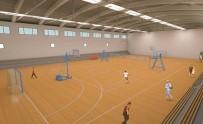 MEHMET YÜZER - Kapaklı'ya Dev Spor Salonu
