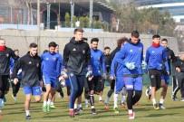 HAKAN YILMAZ - Karabükspor'da Beşiktaş Hazırlıkları Sürüyor