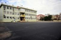 HAKAN TÜTÜNCÜ - Kepez'in Okullarına Sıcak Asfalt