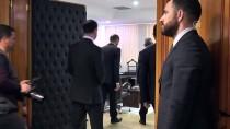 DIŞİŞLERİ BAKANLIĞI MÜSTEŞARI - KKTC Dışişleri Bakanı Özersay, Büyükelçi Kanbay'ı Kabul Etti