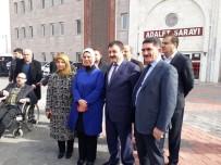 RAVZA KAVAKÇI KAN - Konya Milletvekili Erdoğan, FETÖ/PDY Davasını Takip Etti