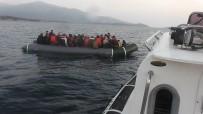 SIERRA LEONE - Lastik Botta 60 Kaçak Göçmen Yakalandı