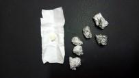 Mardin'de Uyuşturucu Taciri 1 Kişi Tutuklandı
