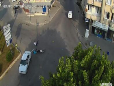 İnanılmaz kazalar kamerada