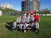 FUTBOL OKULU - Mersin'in Minik Kartalları, Antalya'dan İki Şampiyonlukla Döndü