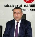 ALPARSLAN TÜRKEŞ - MHP, Kuruluş Yıl Dönümü Ve Antep'e Gazilik Unvanının Verilmesini Kutluyor