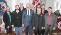 ADıGÜZEL - Murat Ahmet Başköy Yeniden Başkan