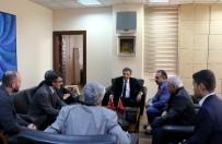 HASAN ARSLAN - Pamuk, METEM-DER Yönetimini Kabul Etti