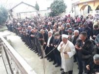 ALI ASLAN - Sarıgöl'de Çiftçiler Yağmur Duası Yaptı