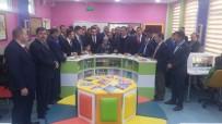 Şehit Polis Tekin Adına Z Kütüphane Yapıldı