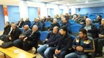 YURTTAŞ - Servis Şoförleri Eğitimi Tamamlandı