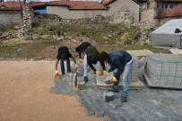 AYVALı - Seyitgazi Belediyesi'nden Mahallelerde Yoğun Çalışma