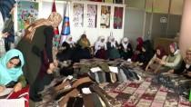 KADIN DERNEĞİ - Şırnaklı Kadınlardan, Zeytin Dalı Harekatı'na Destek