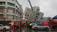 ASKERİ HASTANE - Tayvan'da 5.7 Büyüklüğünde Deprem
