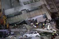 TAYVAN - Tayvan'da 6,4 Büyüklüğünde Deprem Açıklaması 4 Ölü, 225 Yaralı