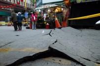 SINGAPUR - Tayvan'da Ölü Sayısı 6'Ya Yükseldi