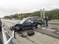 ÖLÜMLÜ - Tekirdağ, Edirne Ve Kırklareli'de Trafik Kazalarında 90 Kişi Öldü