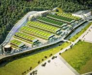İBRAHIM SAĞıROĞLU - Trabzon'a 300 Milyon TL'lik Sanayi Sitesi Yapılacak