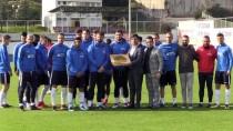JAN DURICA - Trabzonspor, Gençlerbirliği Maçı Hazırlıklarını Sürdürdü