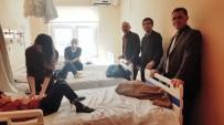 Türk Eczacılar Birliği'nden Savur Hastanesine Yatak Desteği