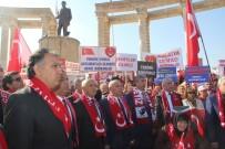 HAMZA DÜRGEN - Türkiye Emekli Astsubaylar Derneği'nden Mehmetçiğe Destek