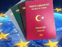 VİZE SERBESTİSİ - Türkiye vize serbestisine ilişkin belgeyi Avrupa Birliği'ne verdi