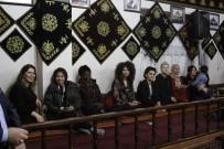 Yabancı Sendikacılar Yaran Meclisi'ne Katıldı