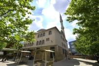 KUBBE - Yıldırım'da Camilere Özel Bakım