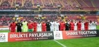 UMUT BULUT - Ziraat Türkiye Kupası Açıklaması Kayserispor Açıklaması 1 - T. M. Aksiharspor Açıklaması 1 (İlk Yarı)