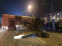 HAKAN ATEŞ - 4 Kişinin Öldüğü 11 Kişinin Yaralandığı Kazanın Yargılaması Başladı