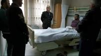 GÜLHANE - Afrin'de Yaralanan Ispartalı Uzman Çavuş Ankara'da Tedavi Altına Alındı