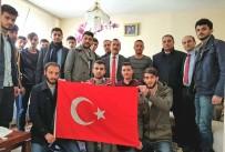 Afrin Gazisi Akpunar'a Ziyaret