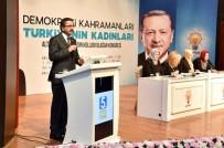 CEMİL ÇİÇEK - AK Parti Altındağ Kadın Kolları 5. Olağan Kongresi