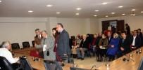 VAHDETTIN - AK Parti Erzurum İl Başkanı Öz, Halk Günü'nde Vatandaşları Dinledi