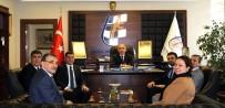 HAKAN TÜTÜNCÜ - Ankara'dan Kepez'e Dönüşüm Desteği