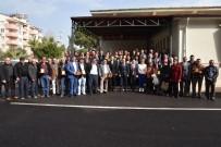 MEHMET AKIF ERSOY ÜNIVERSITESI - Antalya'da Kıl Keçisinin Halk Elinde Islahı Projesi