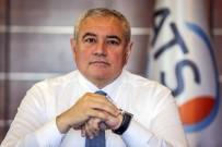 KALIFIYE - ATSO Başkanı Çetin Açıklaması 'Tarım Sektörü Destek Bekliyor'
